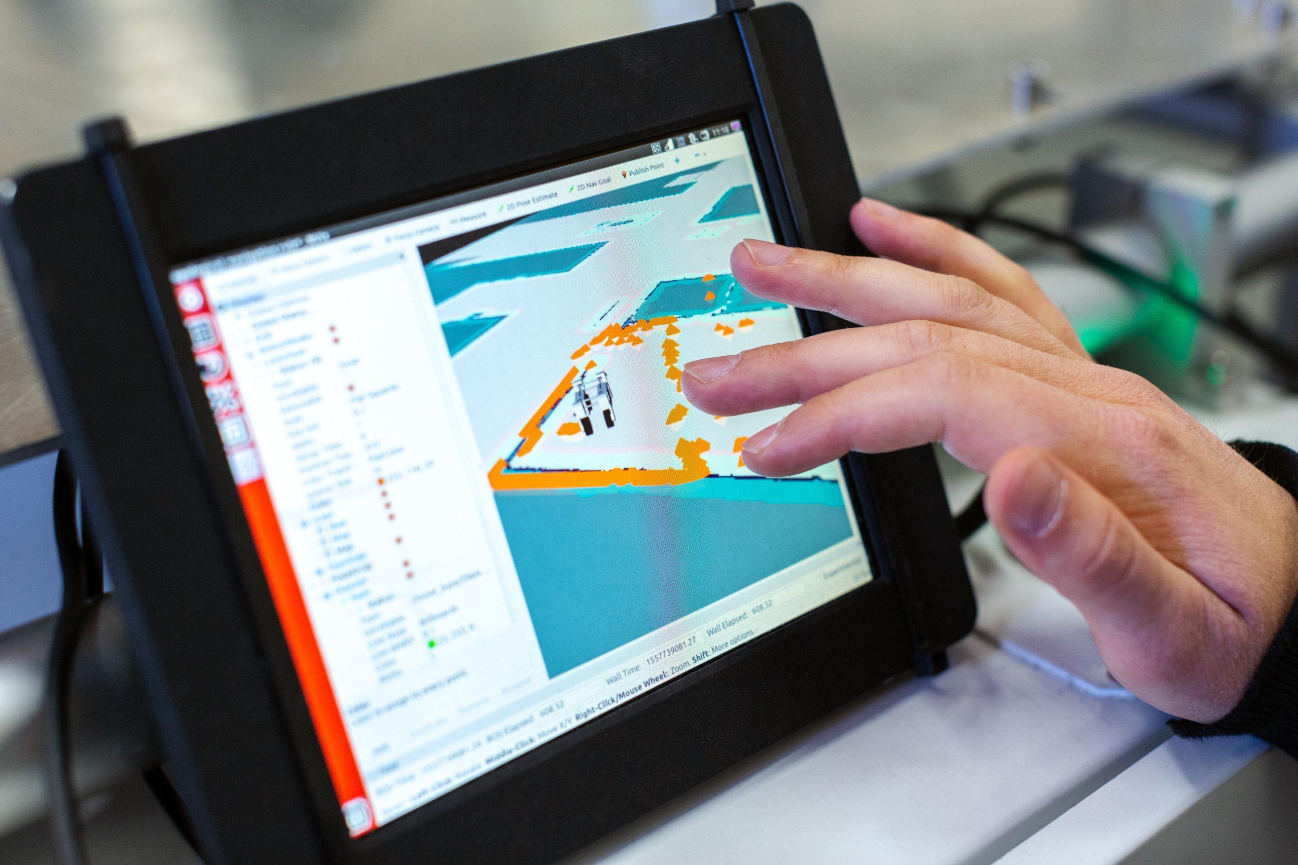"""Konsortialworkshop """"VR-Lösungen zur Visualisierung von Baudaten"""""""